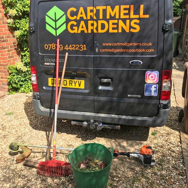 gardening services in Reading, Twyford, Wargrave, Henley